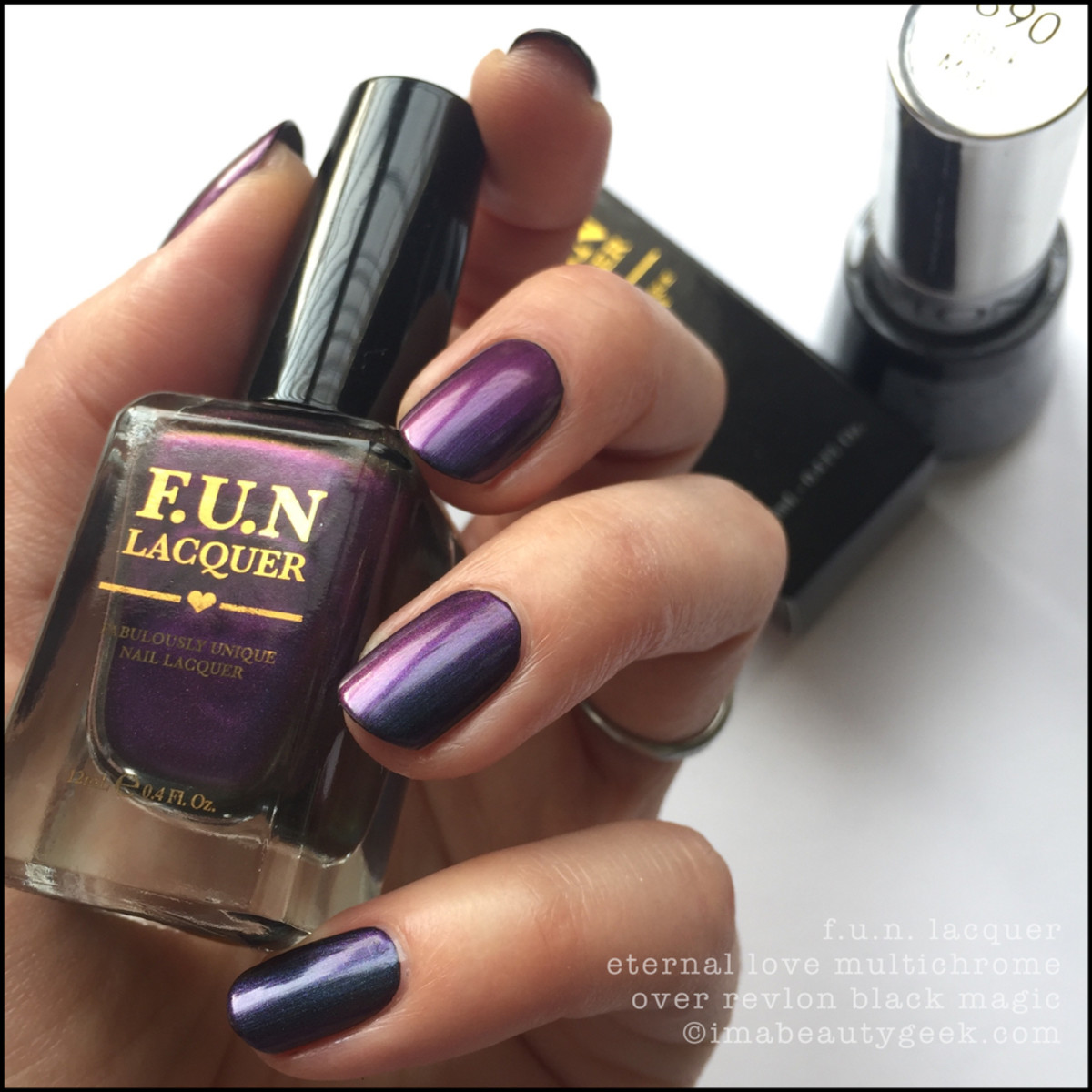 FUN Lacquer Eternal Love Swatches _4