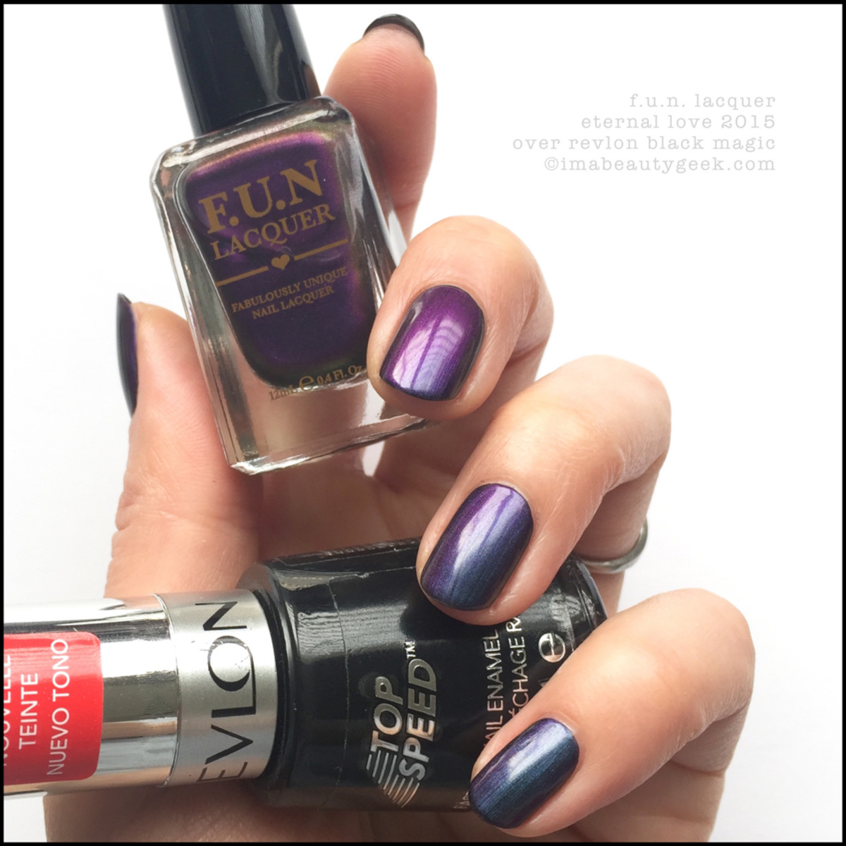 FUN Lacquer Eternal Love Swatches _H2