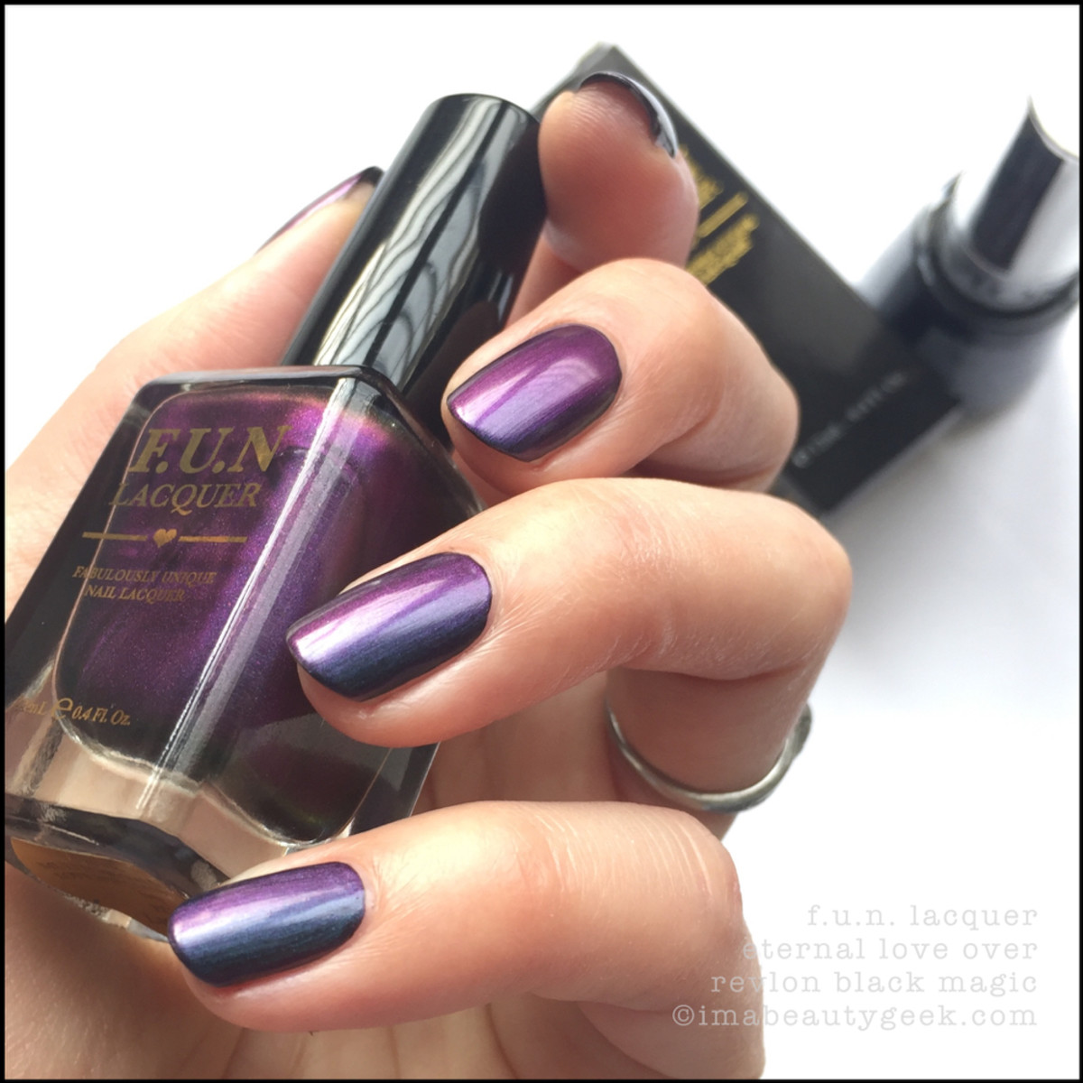 FUN Lacquer Eternal Love Swatches _1