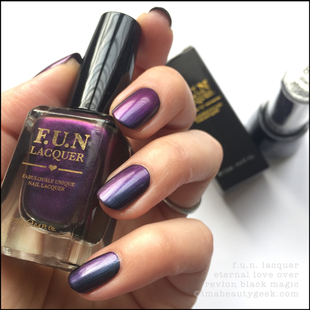 FUN Lacquer Eternal Love Swatches _2
