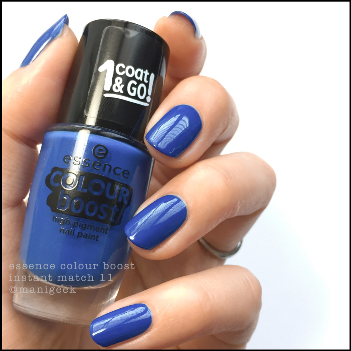 Essence Colour Boost Instant Match Nail Polish