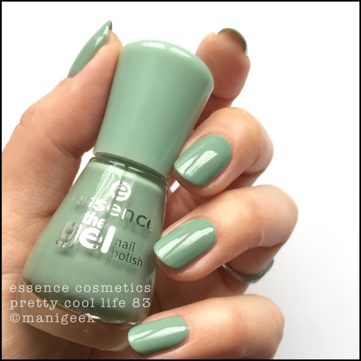 Essence Pretty Cool Life Nail Polish