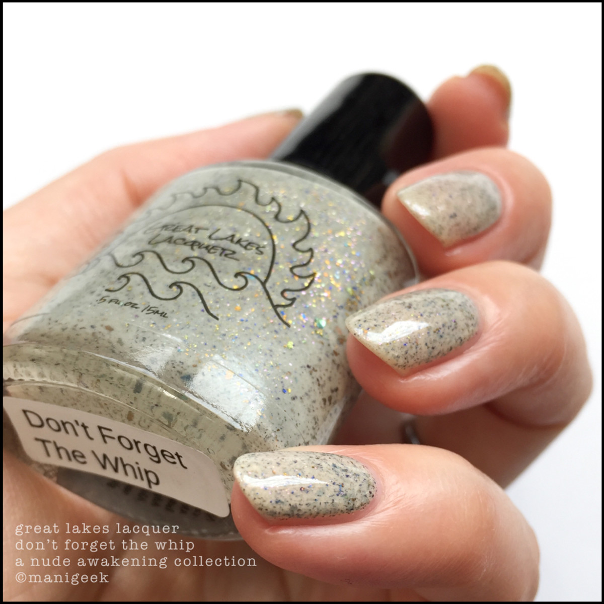 Great Lakes Lacquer Don't Forget the Whip_Indie Expo Canada Swatches 2