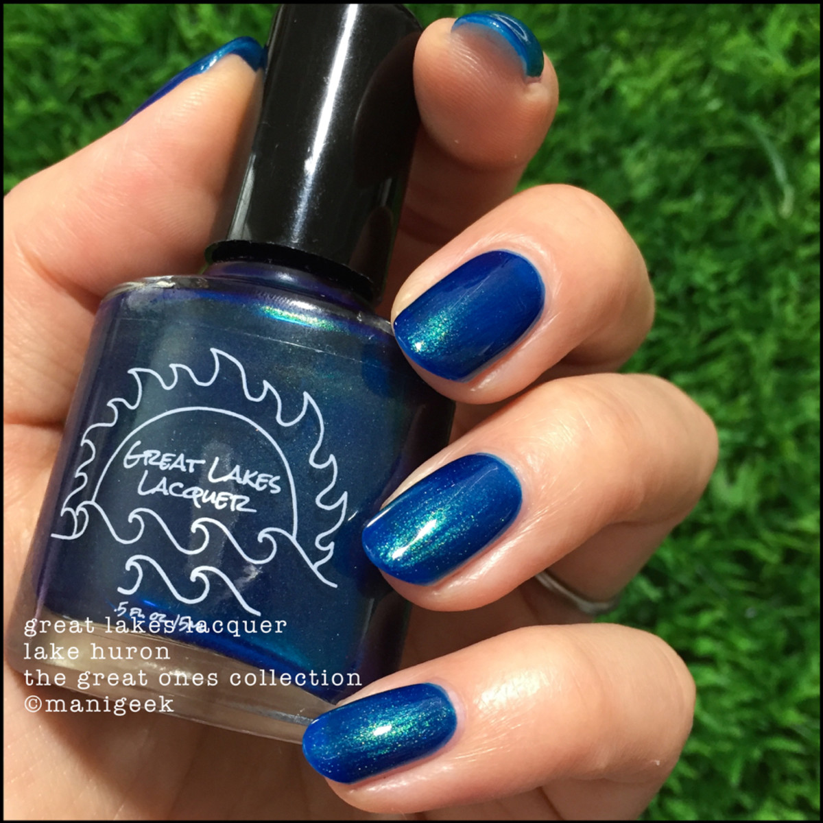 Great Lakes Lacquer Lake Huron_Indie Expo Canada 2017 3