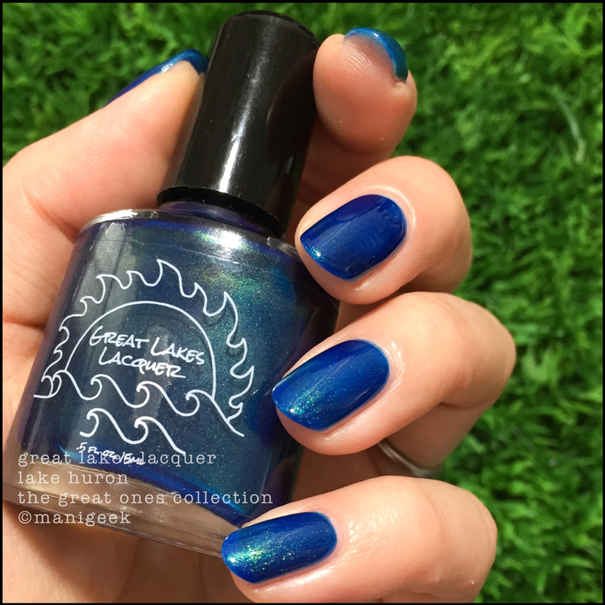 Great Lakes Lacquer_Lake Huron Swatches