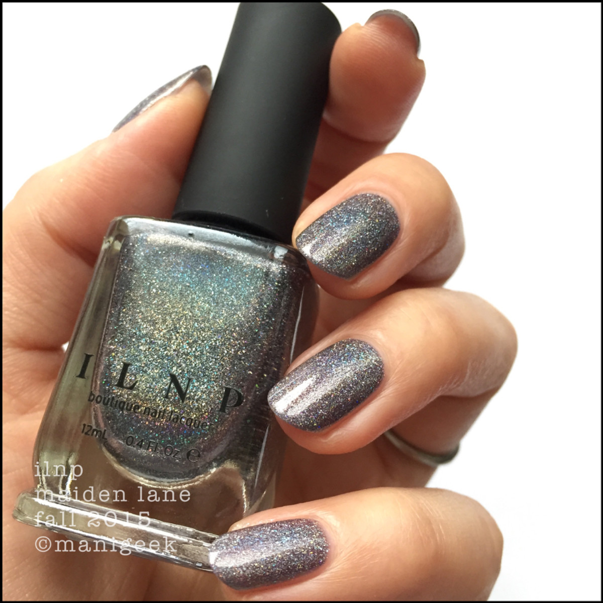 ILNP Maiden Lane - 1000 Days of Untrieds