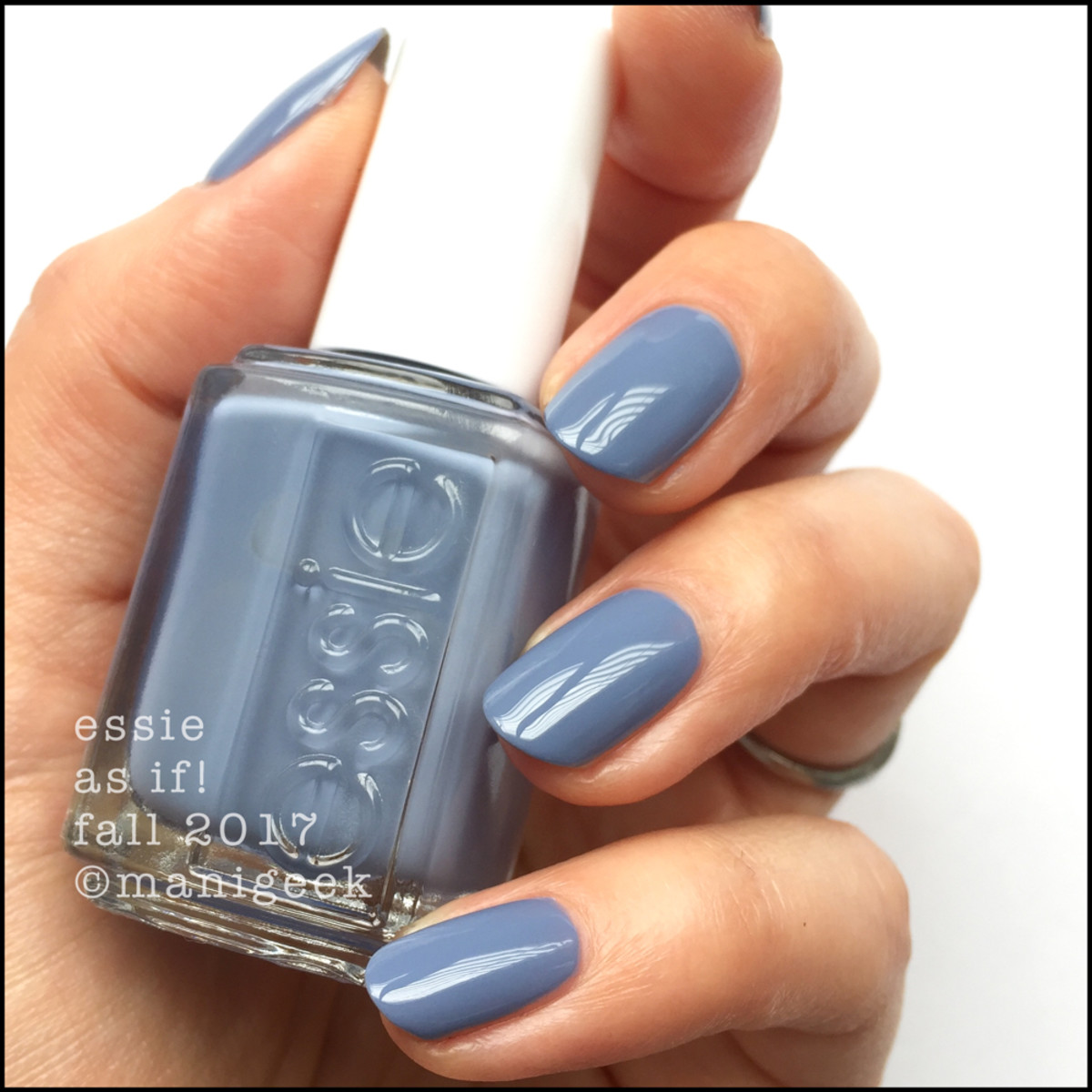 Essie As If! - Essie Fall 2017 Collection Swatches Review