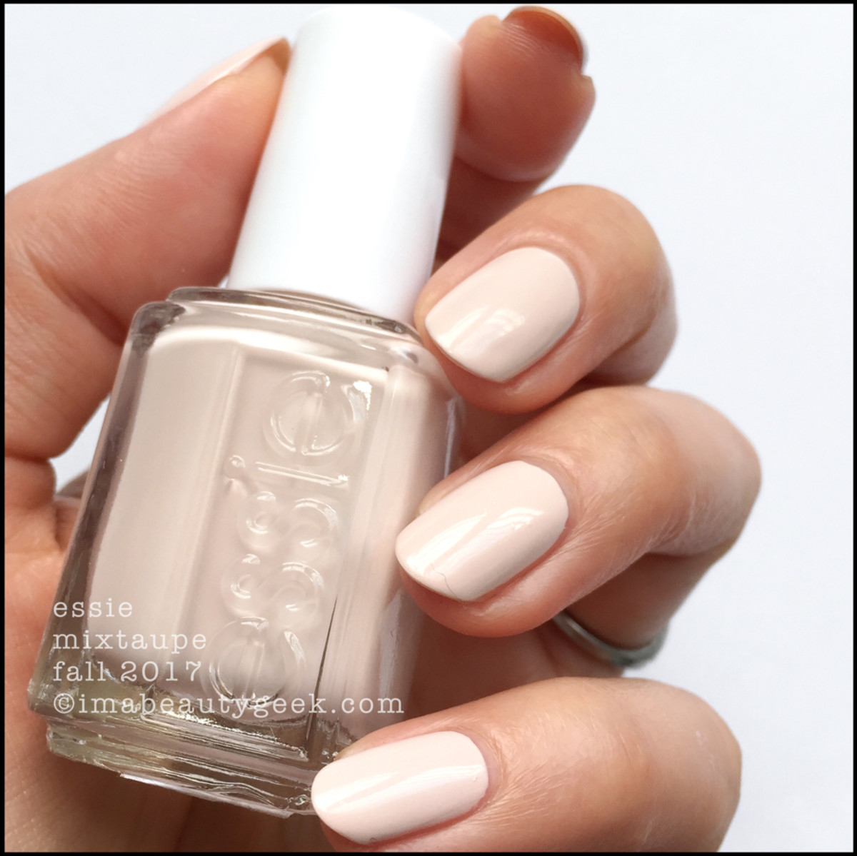 Essie Mixtaupe - Essie Fall 2017 Collection Swatches Review