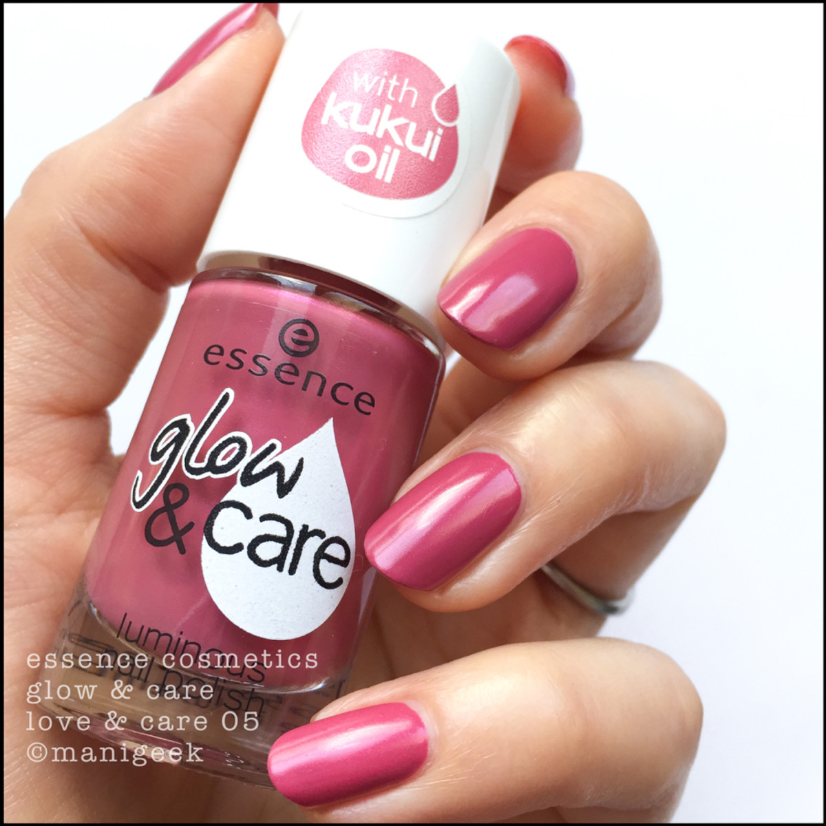 Essence Love and Care 05 _ 1000 Days of Untried Nail Polish Week 4