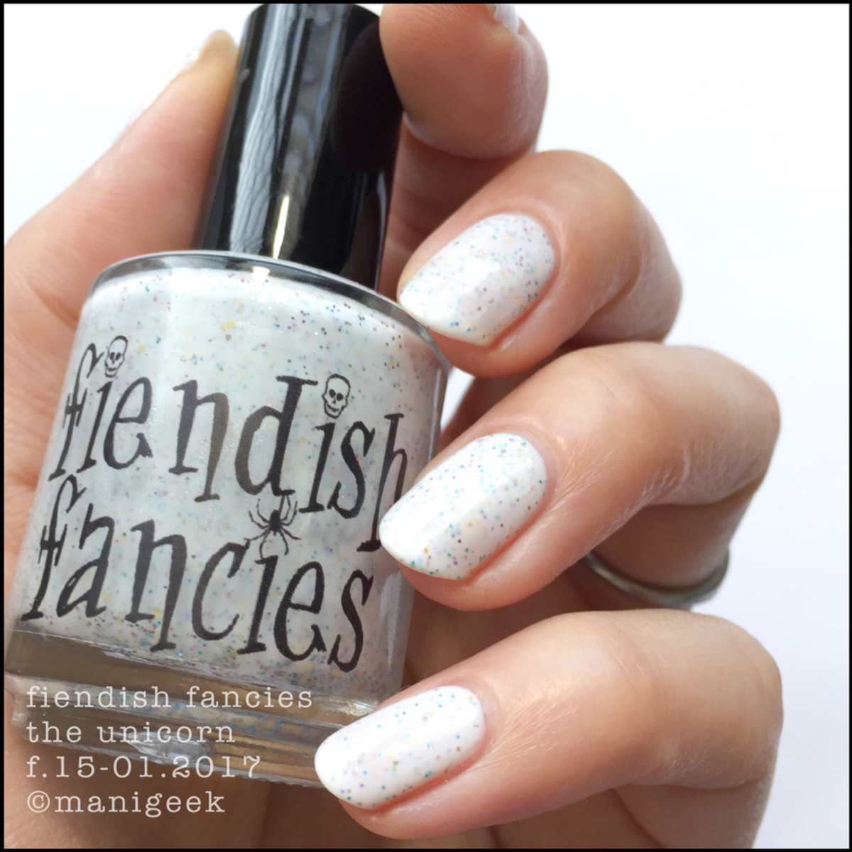 Fiendish Fancies The Unicorn _ 1000 Days of Untried Nail Polish Week 4