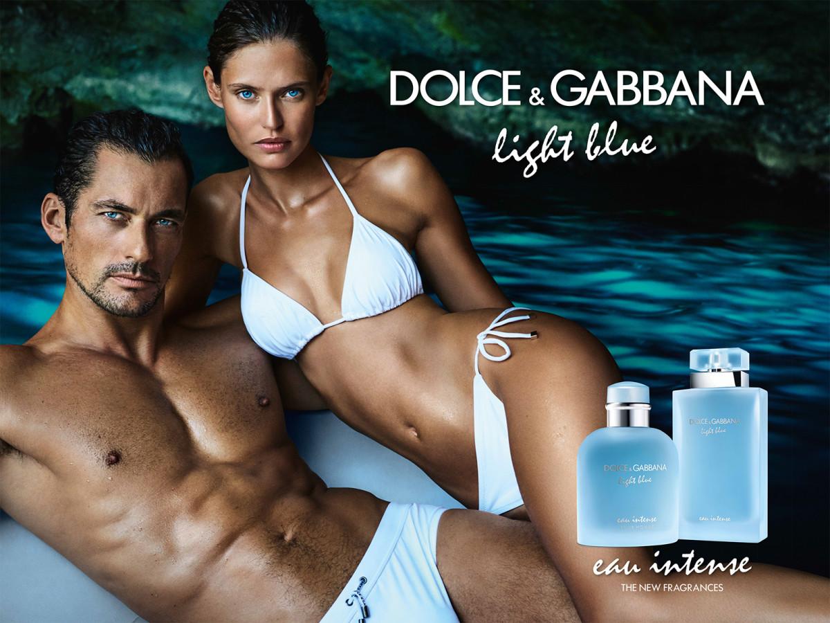 Dolce & Gabbana Light Blue Intense ad image