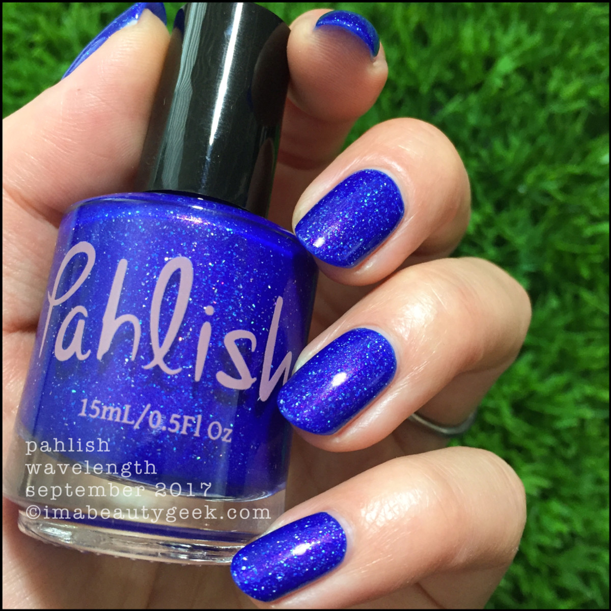Pahlish Wavelength Swatches 2 _ Pahlish September 2017 Release Swatches Manigeek
