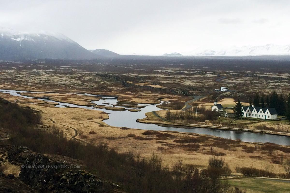 Iceland: Þingvellir aka Thingvellir