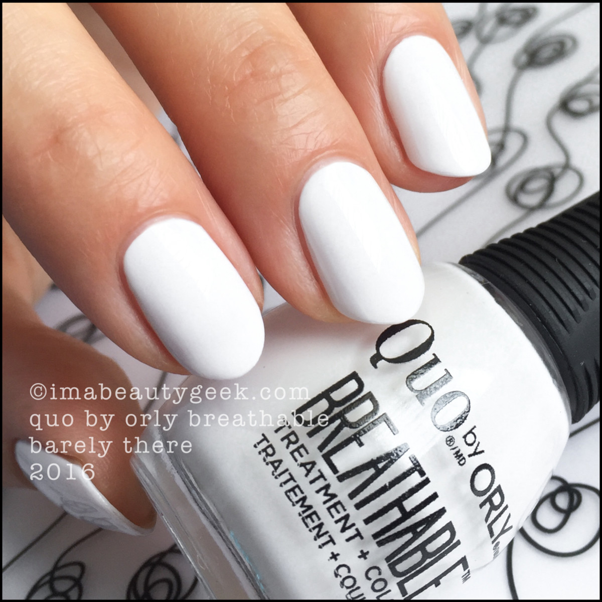 Orly Breathable Nail Polish_Quo By Orly Breathable Barely There