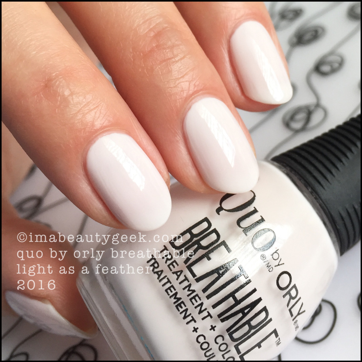 Orly Breathable Nail Polish_Quo by Orly Breathable Light as a Feather