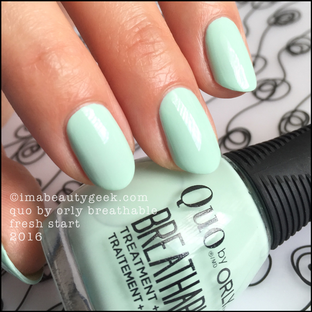 Orly Breathable Nail Polish_Quo by Orly Breathable Fresh Start