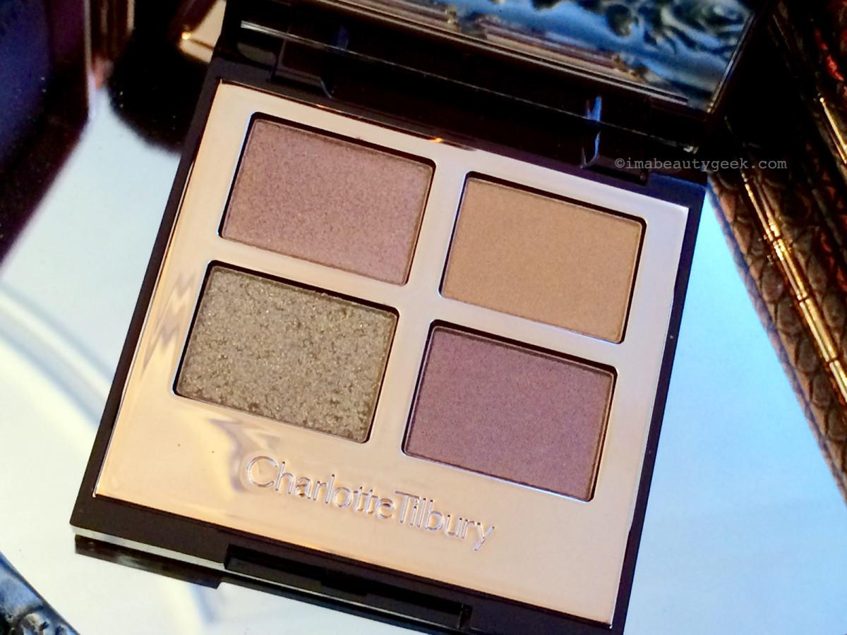 Charlotte Tilbury Legendary Muse eyeshadow palette
