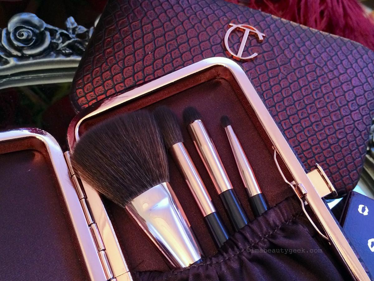 Charlotte Tilbury Legendary Parties Magical Mini Brush Set