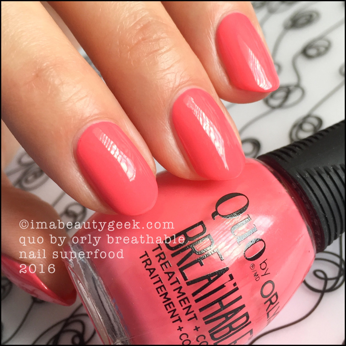 Orly Breathable Nail Polish_Quo by Orly Breathable Nail Superfood