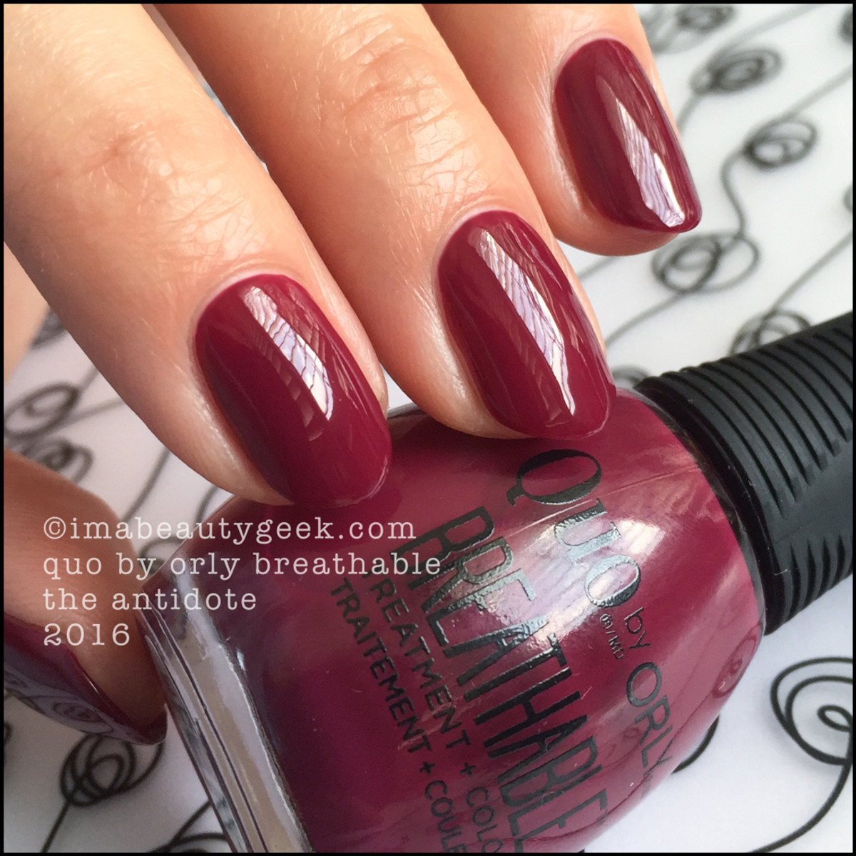 Orly Breathable Nail Polish_Quo by Orly Breathable The Antidote