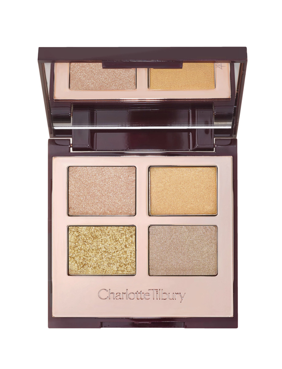 charlotte tilbury Legendary Muse Luxury Palette eyeshadows holiday 2016