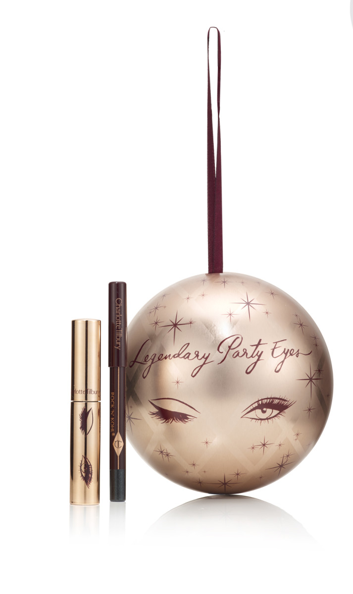 charlotte tilbury holiday 2016_Legendary Party Eyes ball ornament kit