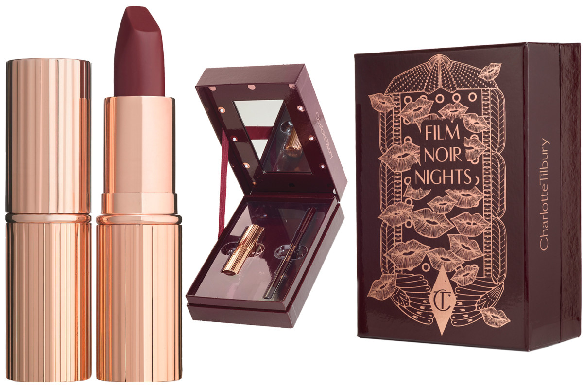 charlotte tilbury opium noir lipstick from the film noir gift set_holiday 2016