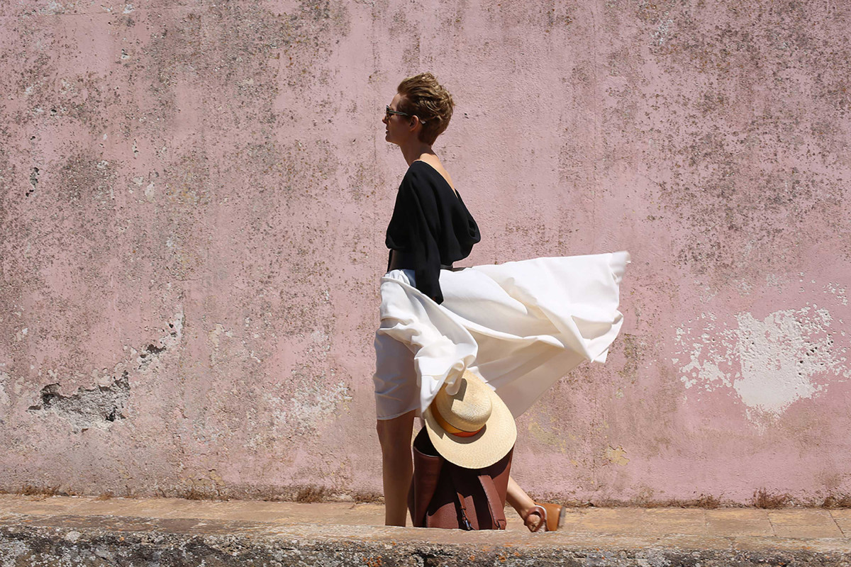 best summer fragrances_Tilda Swinton in The Bigger Splash