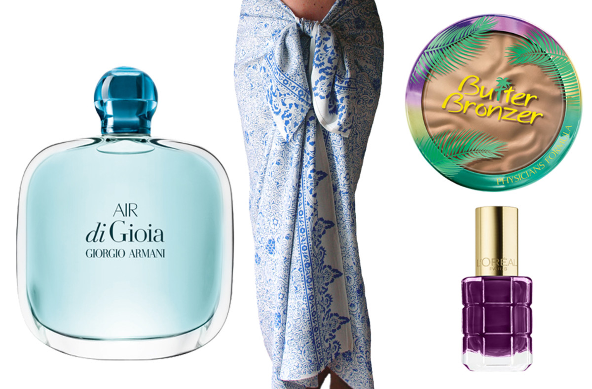 best summer fragrance_Giorgio Armani Air di Gioia