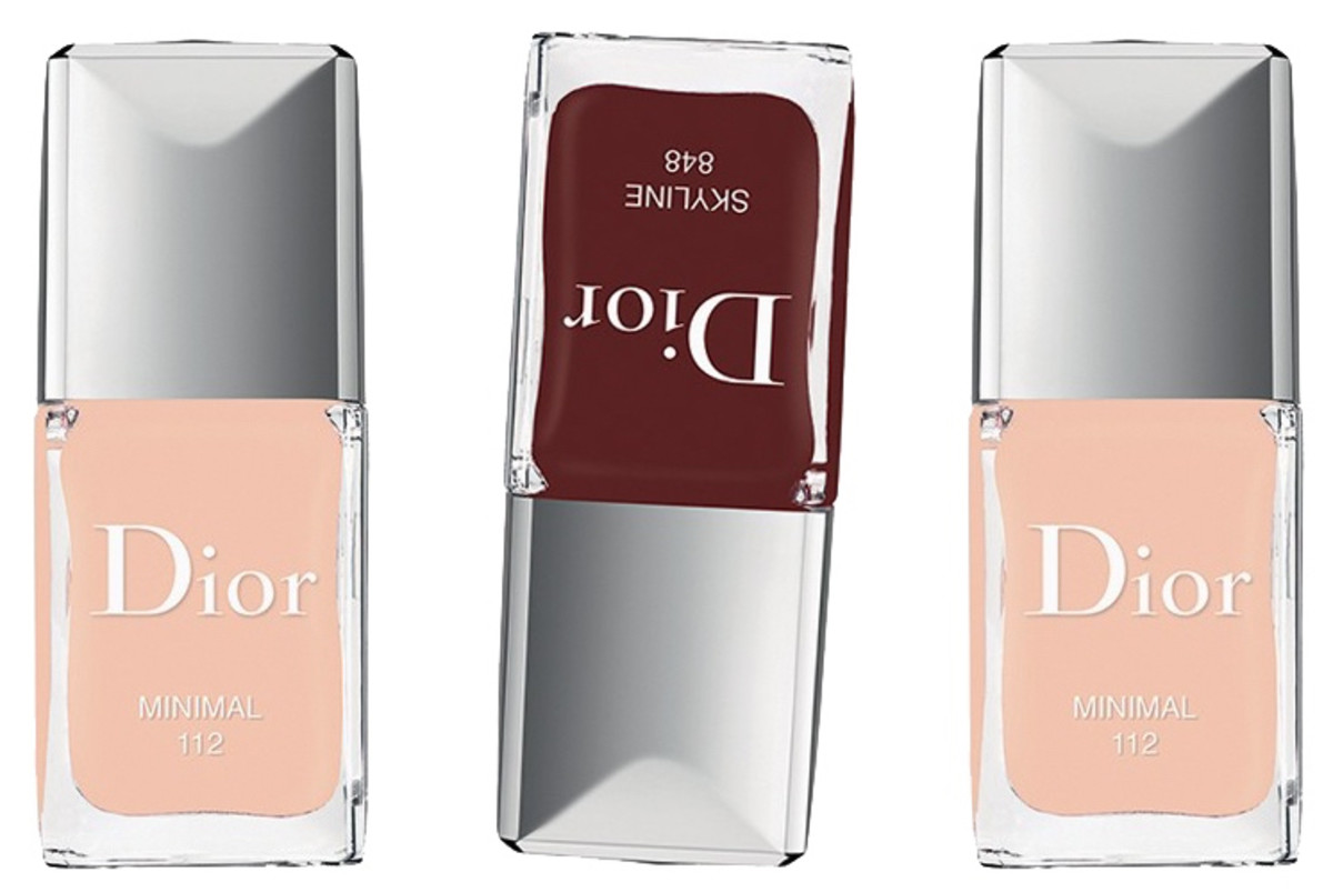 Dior Skyline Vernis Fall 2016 Nail Polish