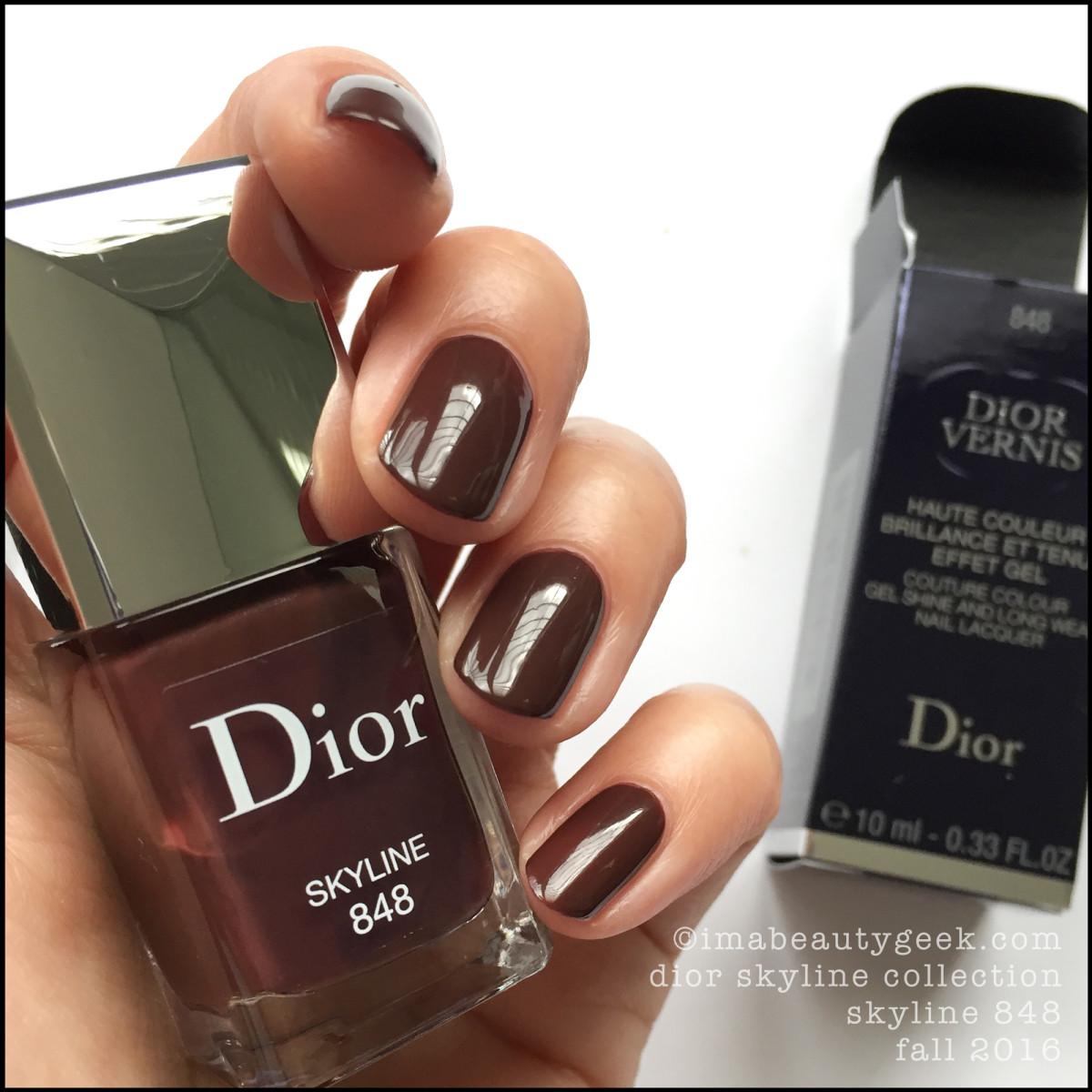 Dior Skyline Vernis Fall 2016_Dior Skyline Collection Nail Polish