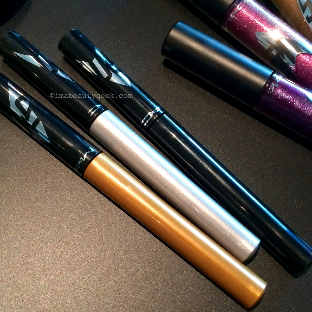 MAC Star Trek superslick liquid liners_imabeautygeek.com