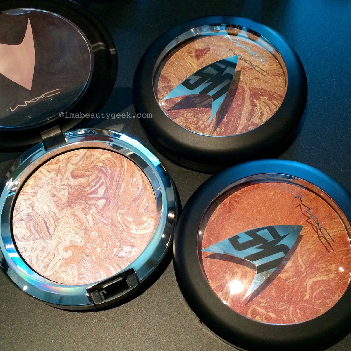 MAC Star Trek Trip the Light Fantastic Powders_imabeautygeek.com