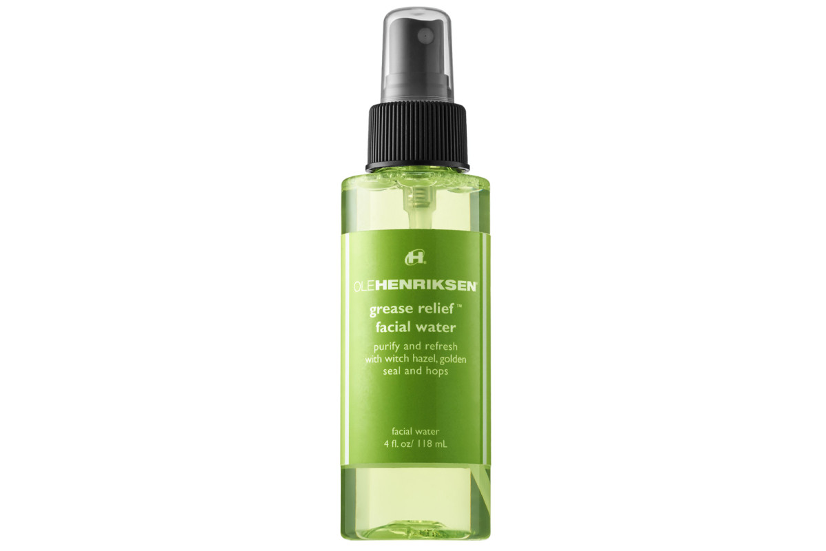 best face mists 2016_Ole Henriksen Grease Relief Facial Water
