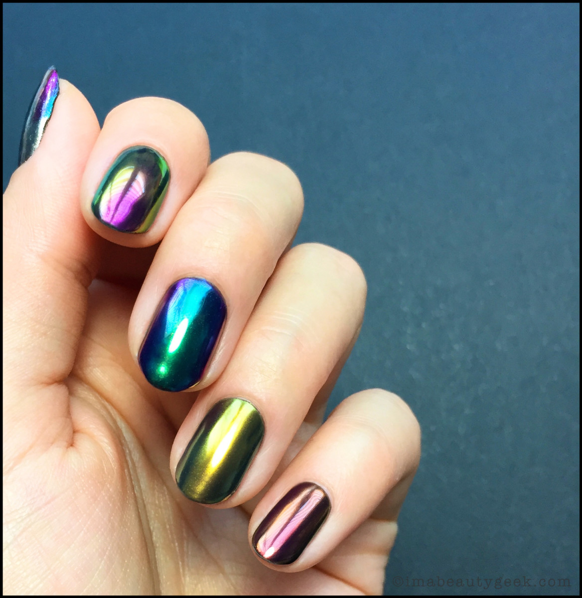 Nail Polish Tips: Best Chrome Nail Polish