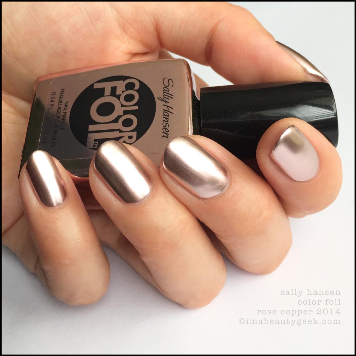 Best Chrome Nail Polish - Beautygeeks