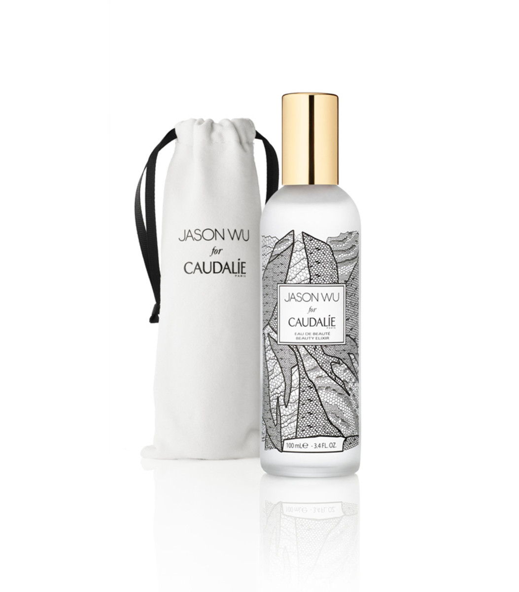 Jason Wu for Caudalie Beauty Elixir