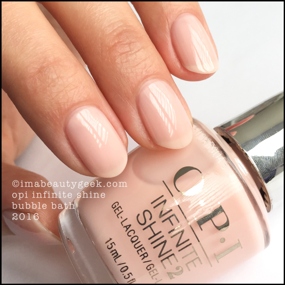 OPI Infinite Shine Bubble Bath_OPI Iconic Collection 2016