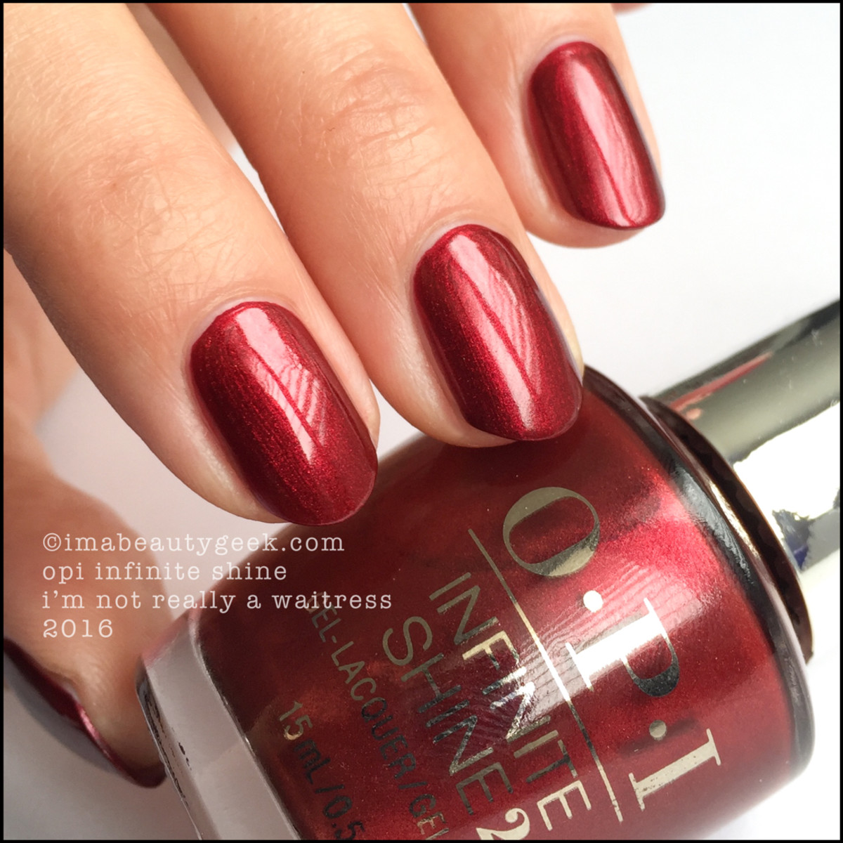 OPI Infinite Shine Im Not Really a Waitress_OPI Infinite Shine Iconic Collection 2016