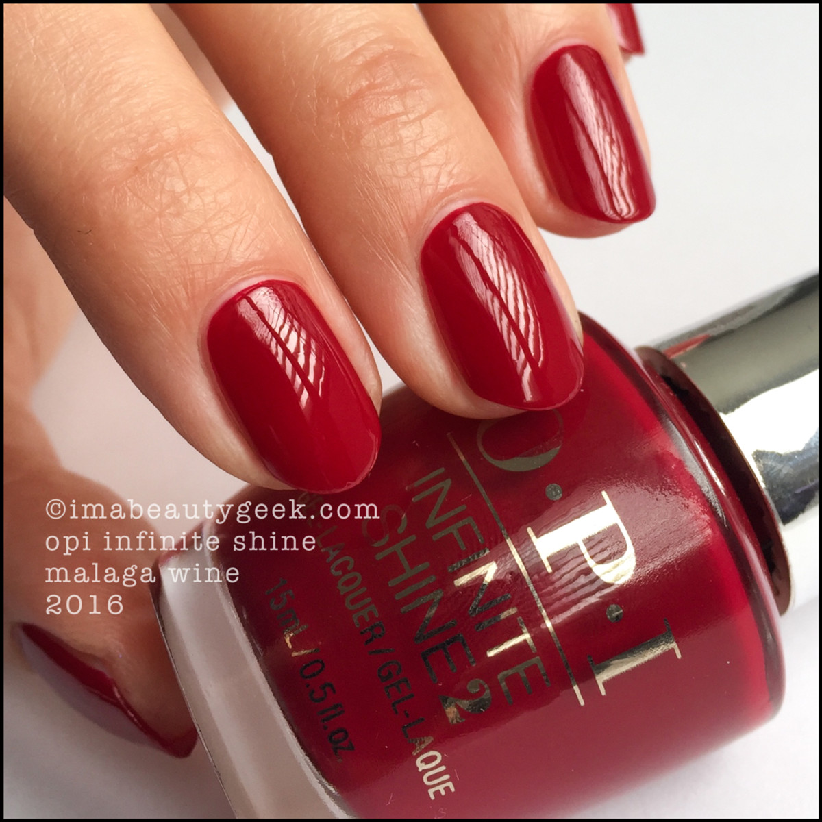 OPI Infnite Shine Malaga Wine_OPI Infinite Shine Iconic Collection 2016