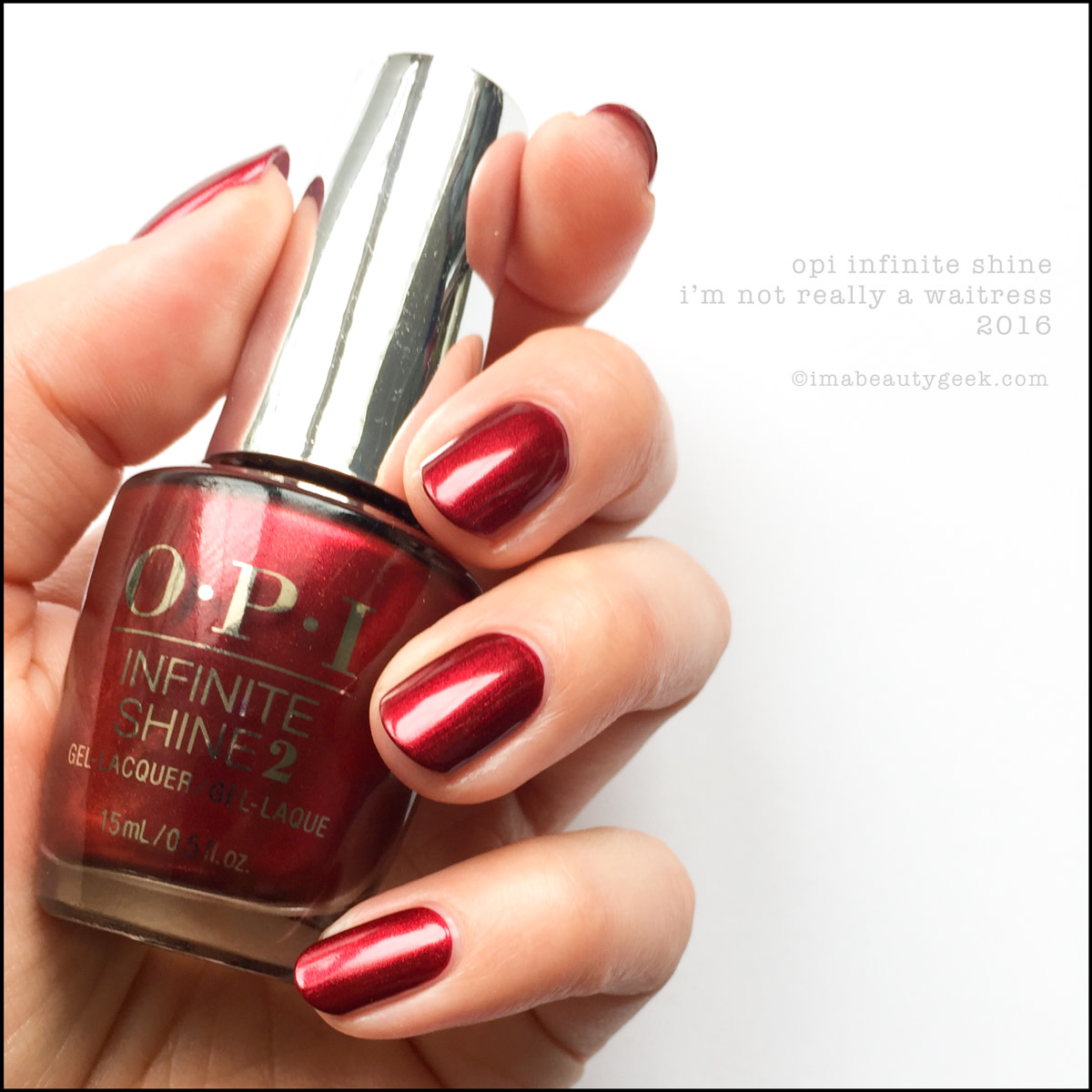 OPI Im Not Really a Waitress Infinite Shine_OPI IS Iconic Collection 2016
