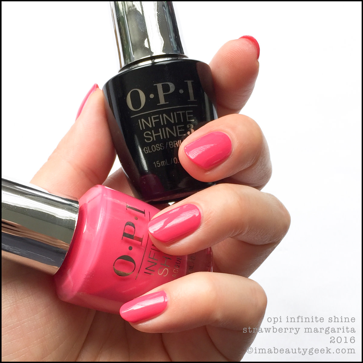 OPI Infinite Shine Strawberry Margarita_OPI Infinite Shine Iconic Collection
