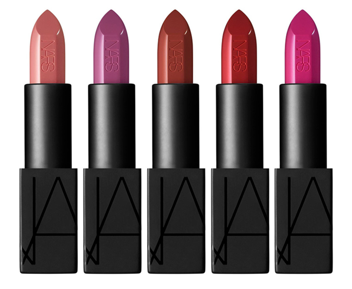 Nars Audacious Fall 2016 collection: the new Audacious Lipstick shades *swoon*