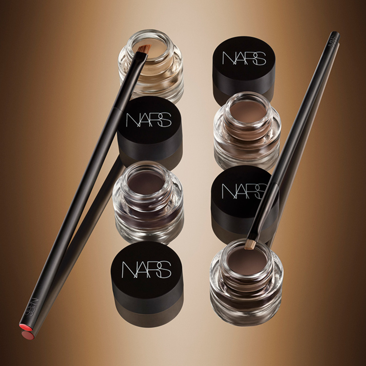 Nars Audacious Fall 2016 collection: Brow Defining Cream and Brow Defining Brush