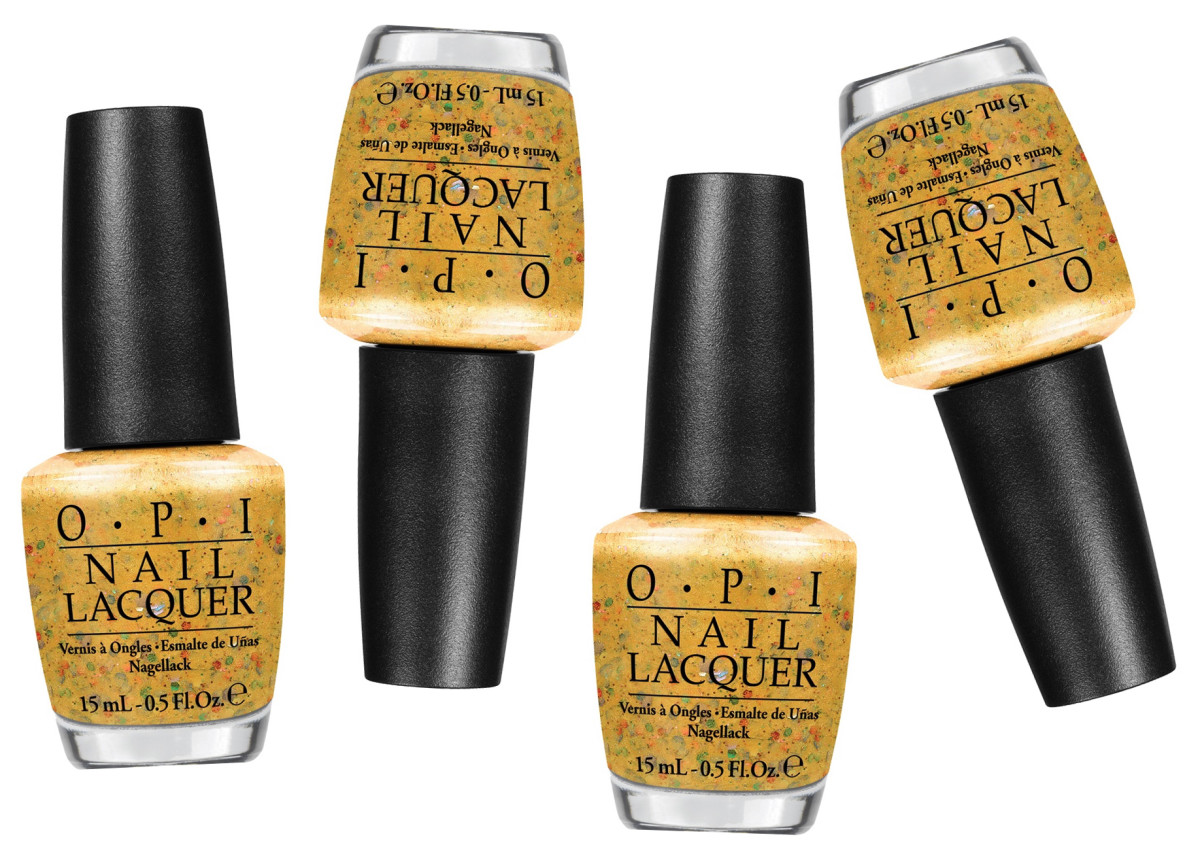Ugliest Nail Polish Archive Atrocities_OPI Pineapples Have Peelings Too
