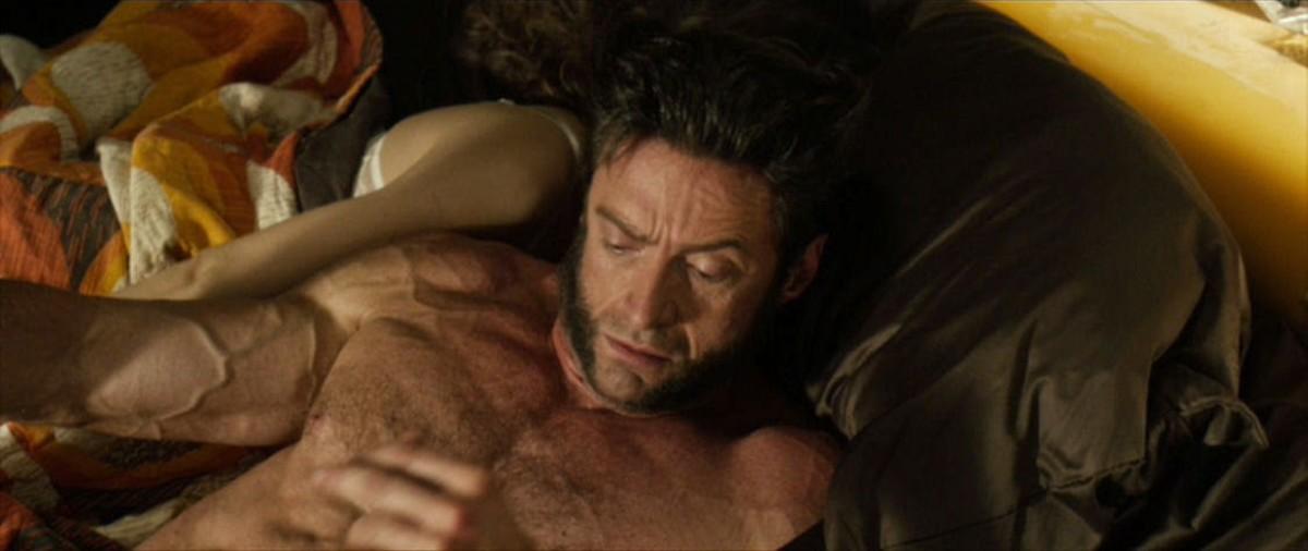 Hugh Jackman Wolverine sun damage