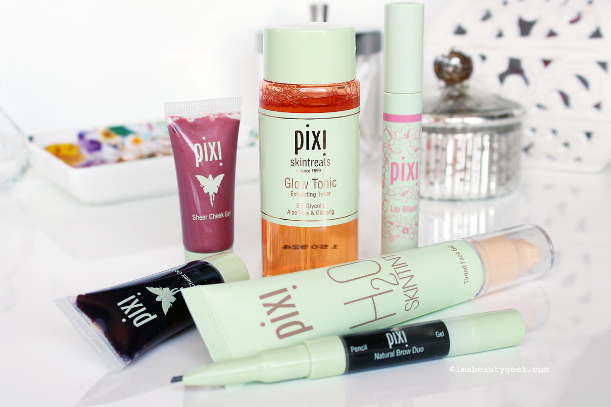 Welcome back to Canada, Pixi Beauty! We've missed you!