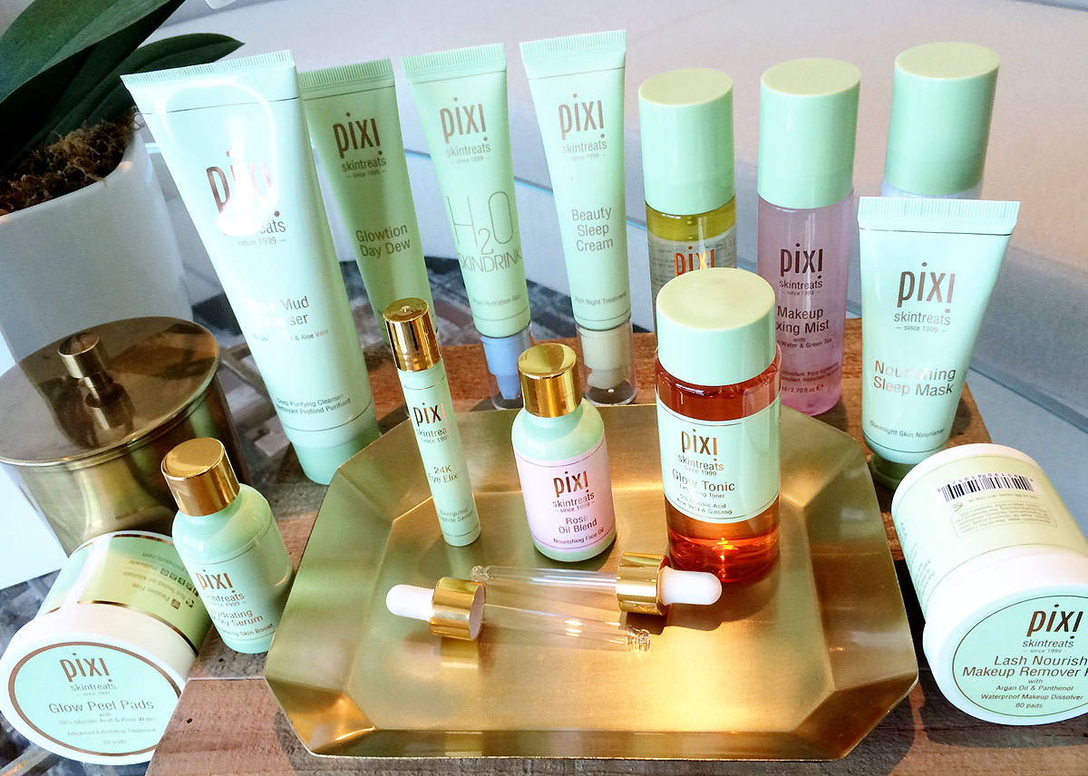 Pixi Skin Treats will be available in January 2017 at Shoppers Drug Mart too.