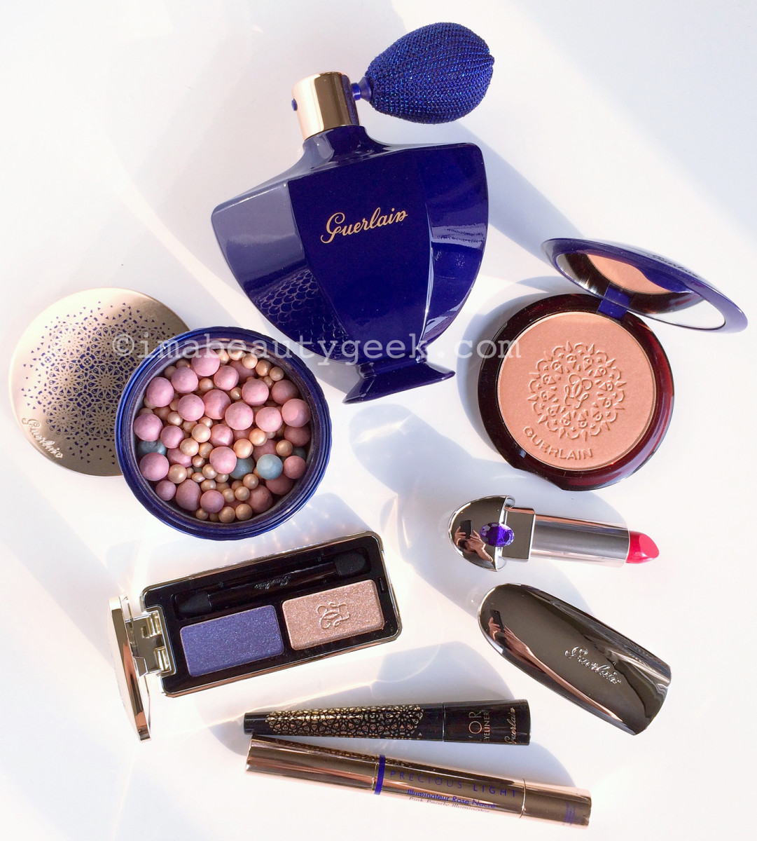 Guerlain holiday 2016: Guerlain Exceptional makeup collection
