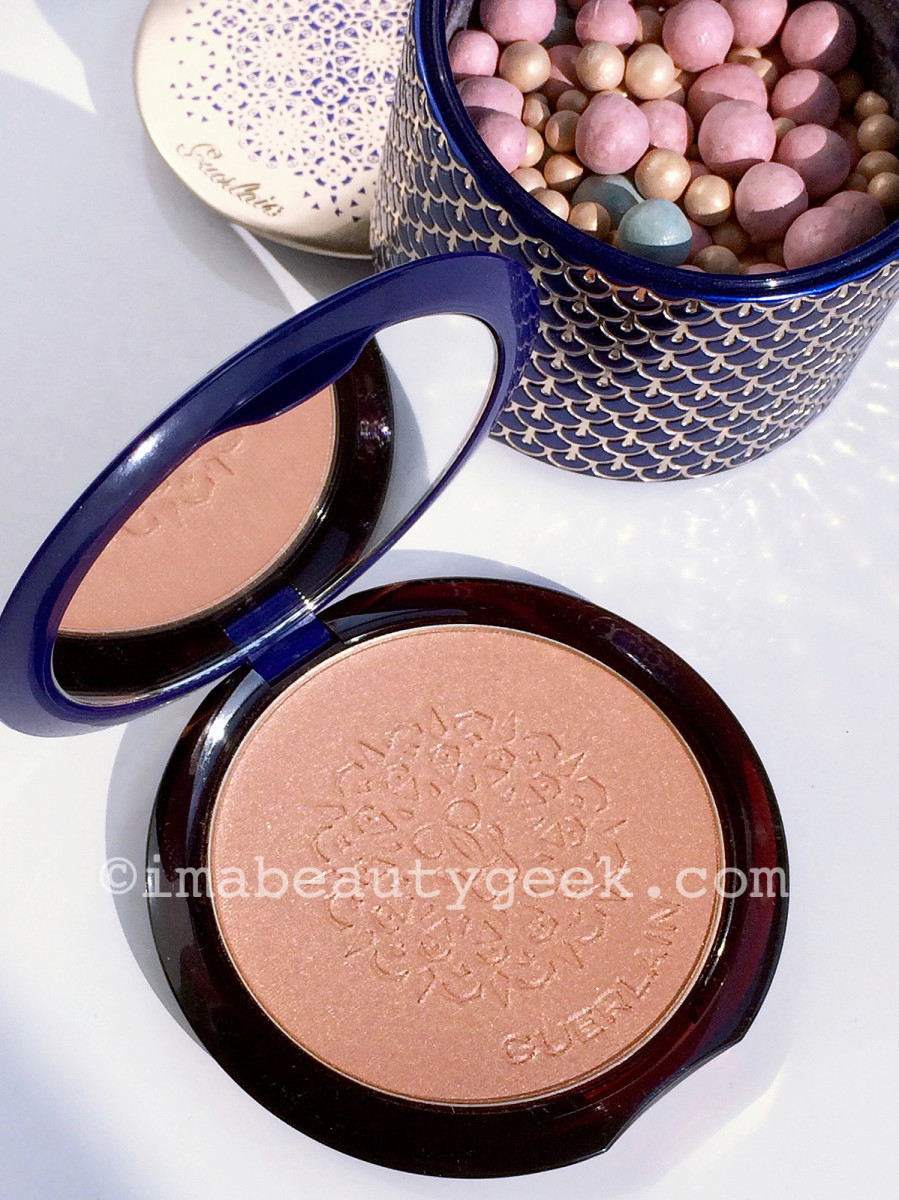 Guerlain holiday 2016 Terracotta Terra India and Perles de Légende Météorites
